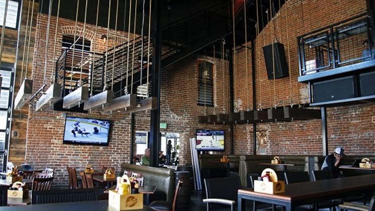 Downtown Denver bar Viewhouse Ballpark